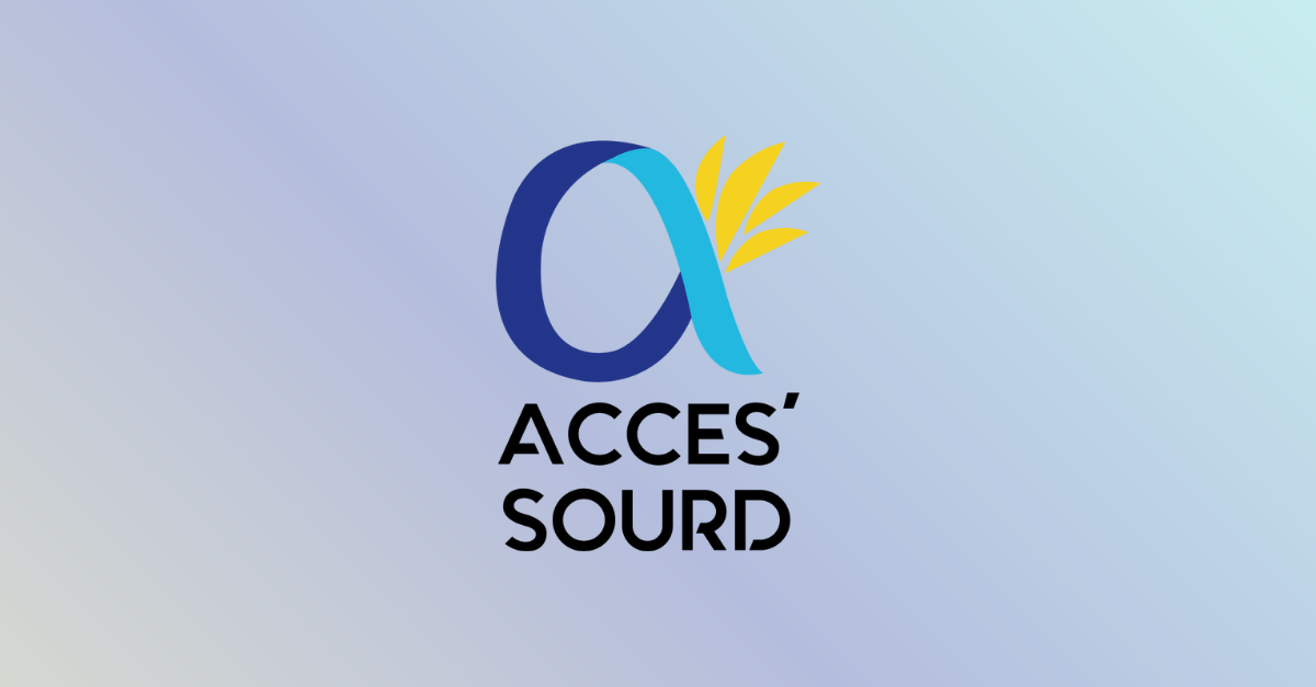 Collectif AccesSourd : Lettre ouverte